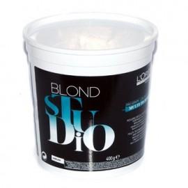 Loreal Blond Studio Multi-Techniques-8, puder do dekoloryzacji 400g