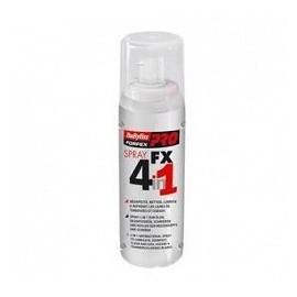 BaByliss Pro Spray FX 4in1 spray do dezynfekcji ostrzy i maszynek 150 ml