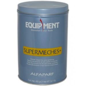 Alfaparf SuperMeches + Extreme - Proszek Rozjaśniający 400g