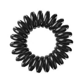 LAVIO gumki do włosów 3 szt.kolor czarny