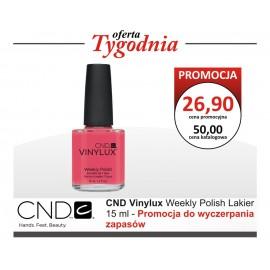 CND Vinylux Weekly Polish Lakier 15ml