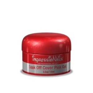 Żel ImpressioNails Soak Off Gel 14ml - Cover Pink