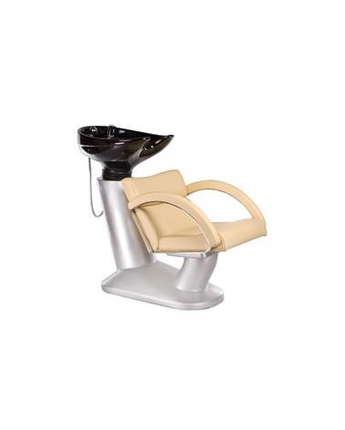 Myjnia fryzjerska DINO kremowa BR-3530