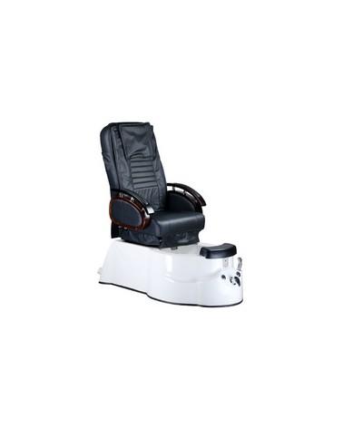 Fotel do pedicure z masażem BR-3820D Czarny