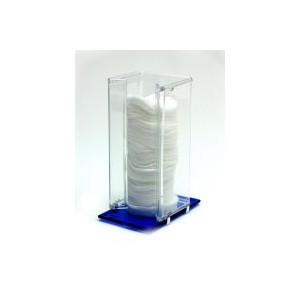 Stojak na płatki kosmetyczne, waciki 15 cm