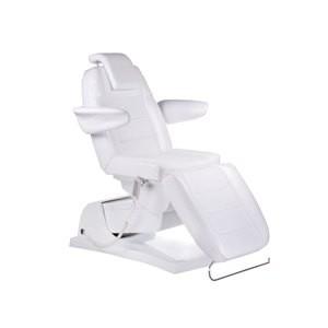 SBS Elektryczny Fotel Kosmetyczny Bologna 3-motor SBS 228 biały
