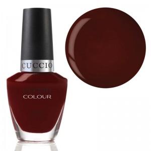 CUCCIO - LAKIER 6025 RED EYE TO SHANGHAI 13 ml.