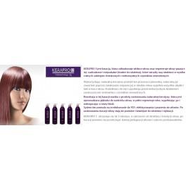 KERAPRO 5 Zestaw  5x225ml Kuracja keratynowa wygładzająca włosy