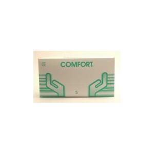 Rękawiczki lateksowe 100 szt  S